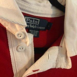 Polo by Ralph Lauren Shirts - Men's Polo Ralph Lauren Rugby Shirt